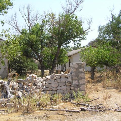 Goli otok ('Naked Island') -  Rab island Croatia