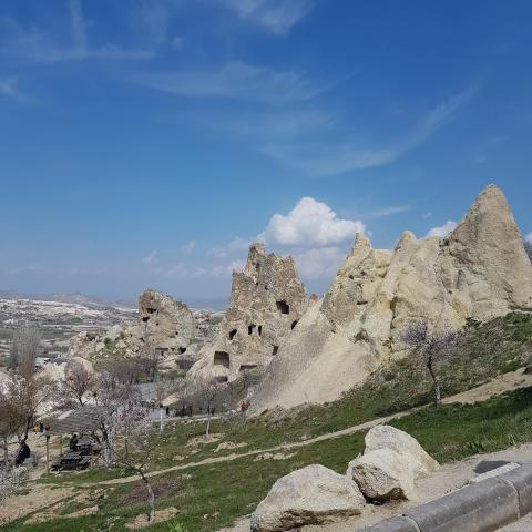 Cappadocia On The World Heritage List