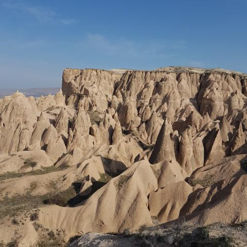 Cappadocia Looks Like Another Planet