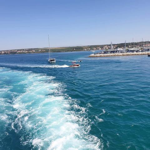 Croatia sea Beach – Free Download