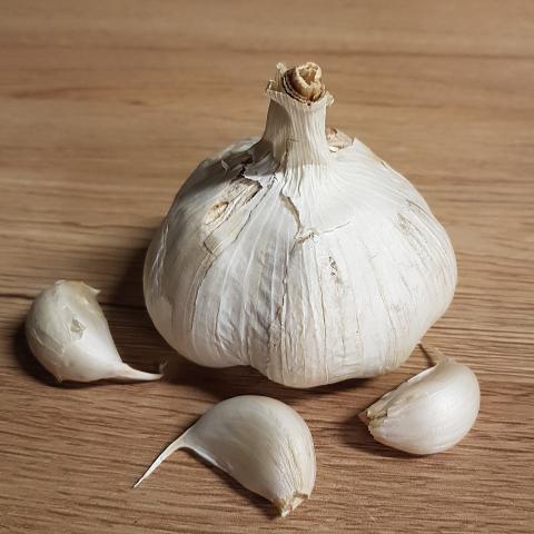 Garlic Clove - A Natural Sntibiotic