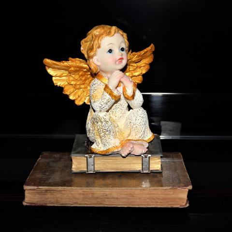 Guardian Angel - Stock Photo Free