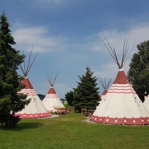 Indian Village – Terme Čatež in Slovenia