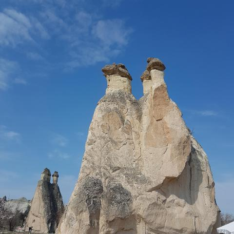 Free photos  - Cappadocia Turkey really crazy landscape