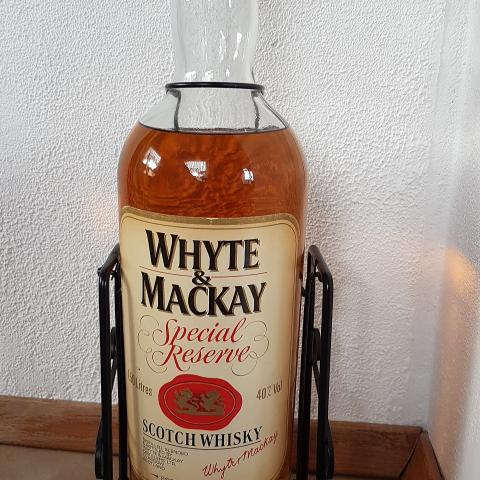 Whyte & Mackay's - Large bottle