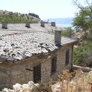 """The island of """"Goli"""" - """"Croatian Alcatraz"""""""