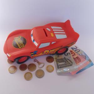 Cute Strela McQueen  Kids money bank