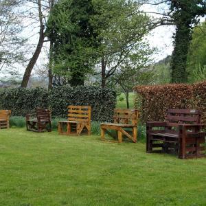 Garden Furniture With Pallets