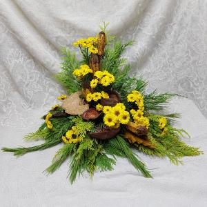 Ikebana - flower arranging