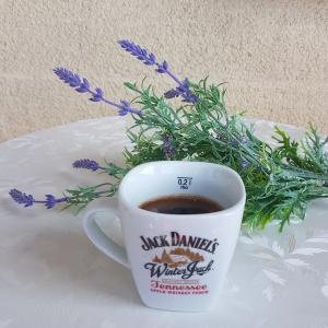 Jack Daniel's cofee time