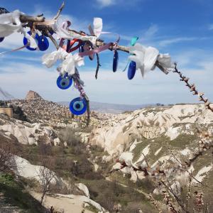 Turkish Evil Eye Pendants, Nazar Amulet – Blue Color Wards Off The Evil Eye According To Ancient Belief