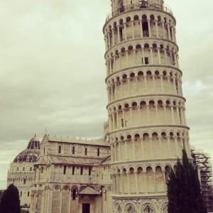 Tower of Pisa (Italian: Torre pendente di Pisa)  - free Download