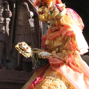 Traditional Venetian masks - Free pictures for commercial use