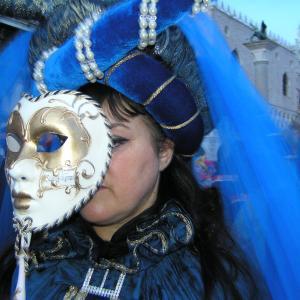 Venetian carnival mask -  Free Download