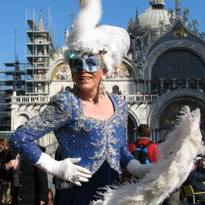 Venetian carnival mask -  Free Pictures Download