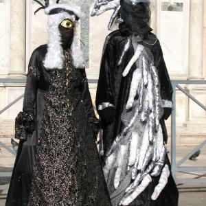 Venetian masks - Free Images