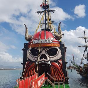 Vikingen Pirate Ship - Download free images
